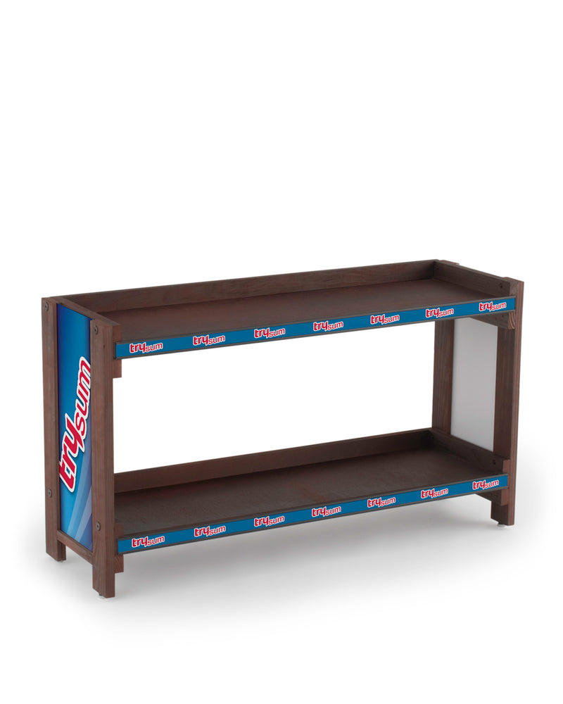 2-Shelf Georgetown Rover Floor Seller