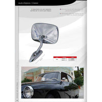 Classic and Vintage Car Mirror 7545-each
