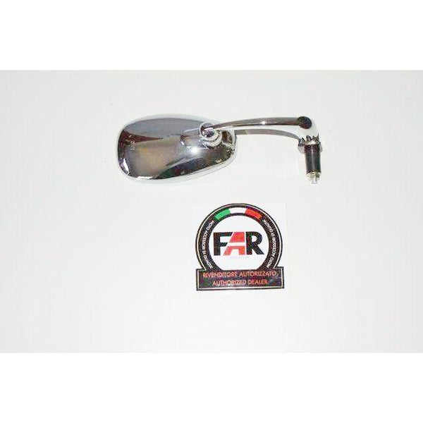 Ducati / Moto-Guzzi Vintage BAR END Chrome Mirror 6219-Each