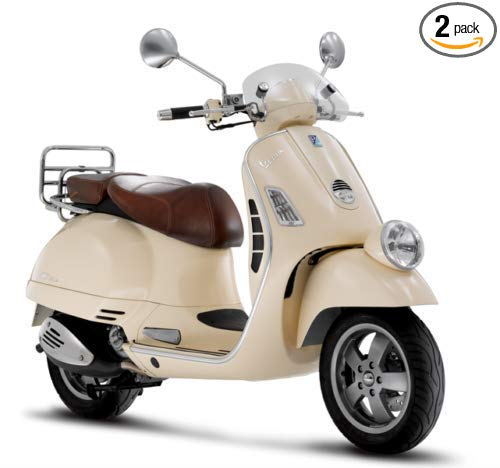 Piaggio Vespa Scooter mirrors 6027/28 pair