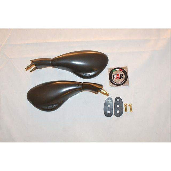 Ducati 998 996 748 916 Black Mirrors-5521/22-Pair
