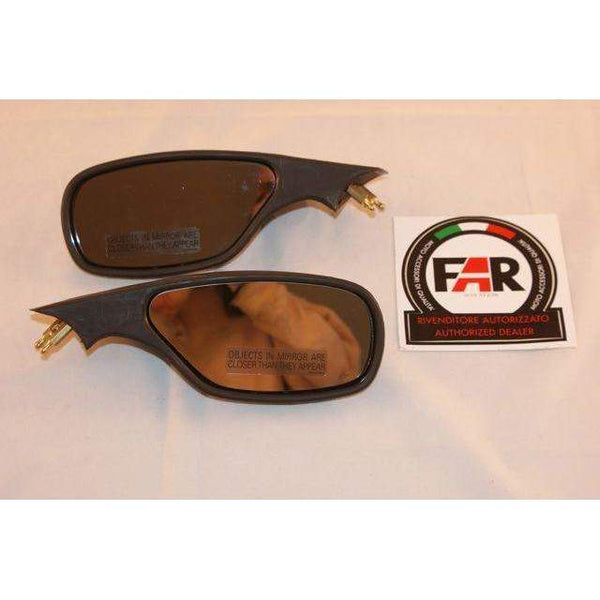 Ducati 998 996 748 916 Black Mirrors 52310031A and 52310041A  0859/0860-Pair