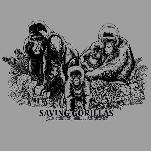 Dian Fossey Gorilla Fund- 50 years