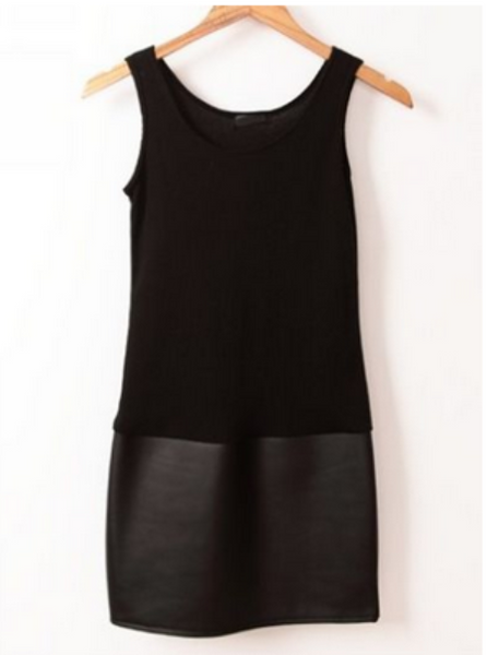 Black Ladies Dress - Canadian Online Shopping Hub - 1