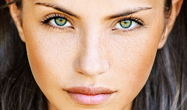 Green Freshlook Color Contact Lenses