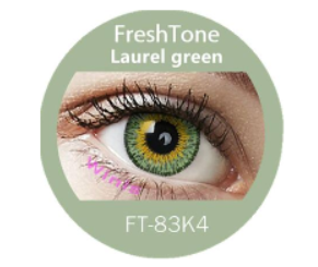 laurel green fresh tone contacts