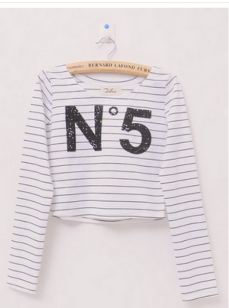 No 5 Ladies Fashion Blouse - Canadian Online Shopping Hub - 1