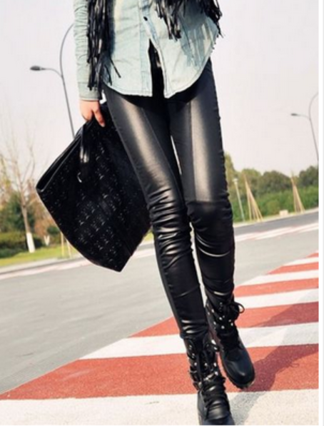 Pleather Pants - Canadian Online Shopping Hub - 1