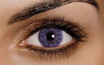 Violet | Amethyst Freshlook Color Contact Lenses