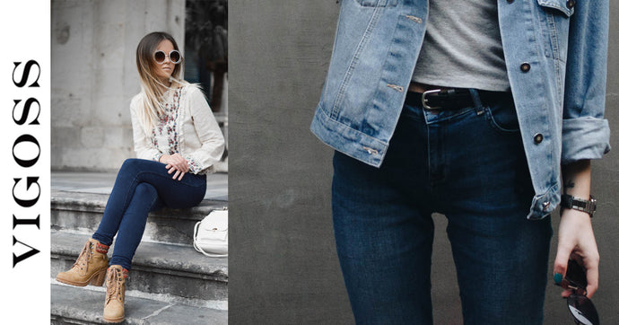 How To Dress Up Your Jeans