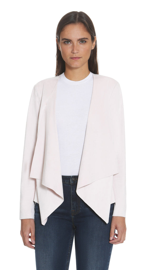 Blush Wrap Jacket
