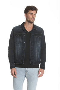 Trucker Jacket - Dark Wash