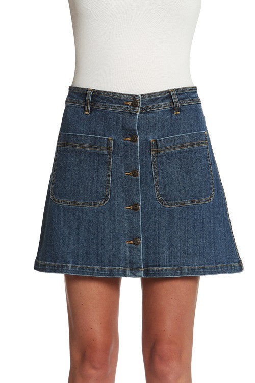 Medium James Skirt
