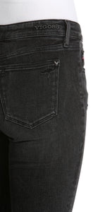 Jagger Classic Fit - Washed Black