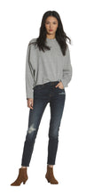 Jagger Distressed Skinny - Dark