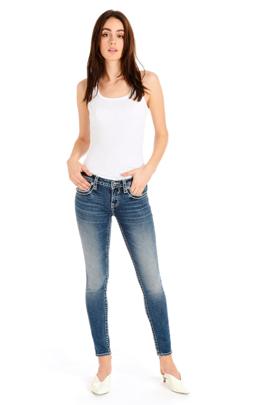 Georgia Classic Skinny - Medium