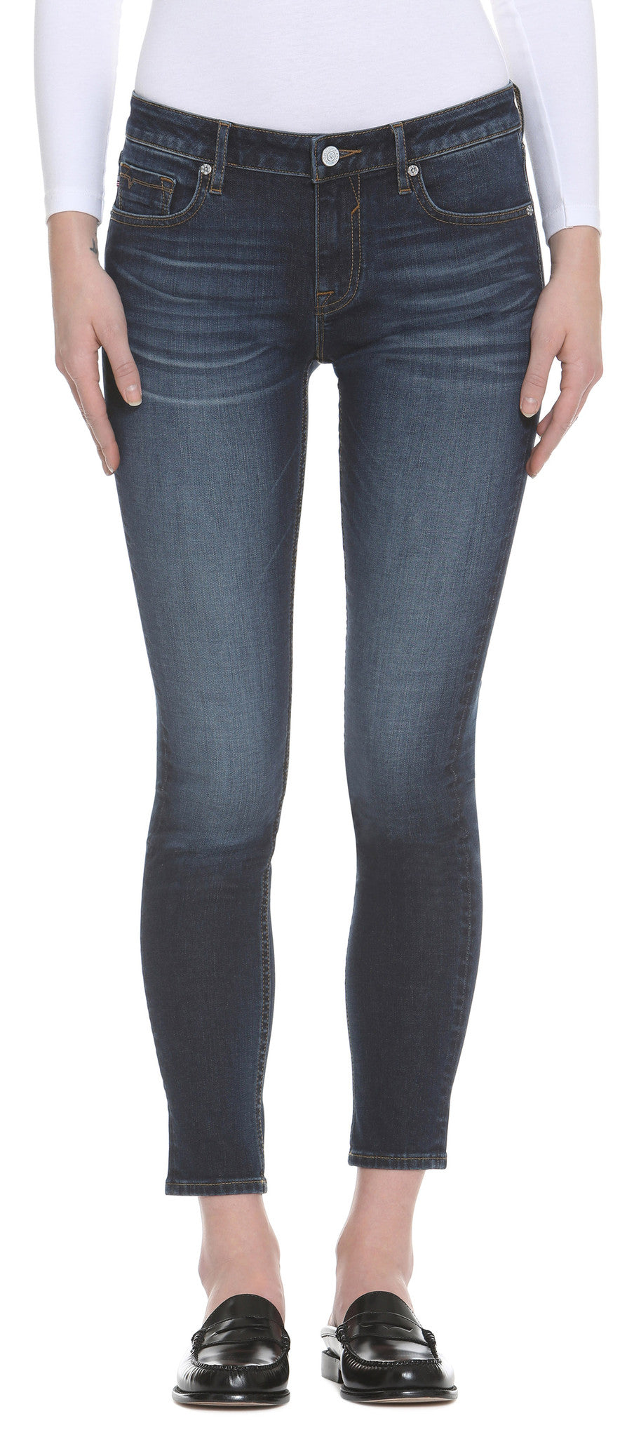Mid Rise Jagger Skinny