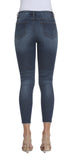 Chelsea High Rise Crop Skinny