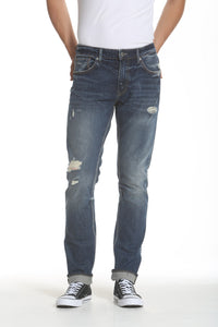 "Mick 330 Slim - Med Wash <font color=""red"">[INSEAMS AVAILABLE]</font>"