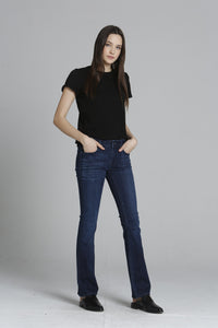 Marley Boot Cut - Dark Tonal