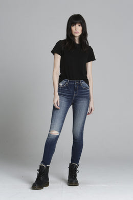 Ace High Rise Skinny - Med