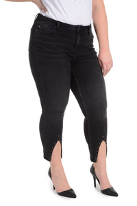 Marley Mid Rise Plus - Front Slit