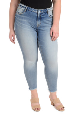 Jagger Classic Skinny [Plus Size] - Light
