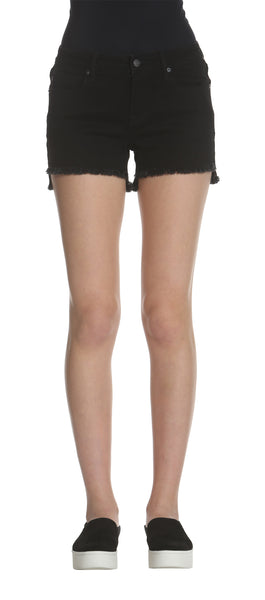 Jagger Hi Low Short - Black