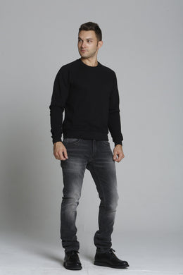 Mick 330 Slim - Black Washed <font color=