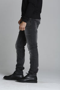 "Mick 330 Slim - Black Washed <font color=""red"">[INSEAMS AVAILABLE]</font>"