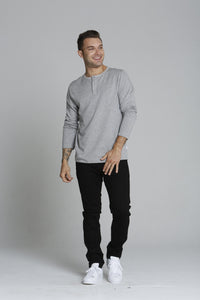 "Keith 320 Skinny - Pure Black <font color=""red"">[INSEAMS AVAILABLE]</font>"