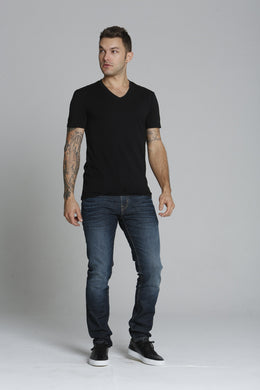 Mick 330 Slim - Dark Wash <font color=