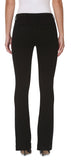 Black Pleat Trouser