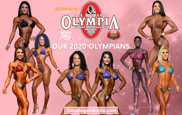 Congratulations to our 2020 Olympians!