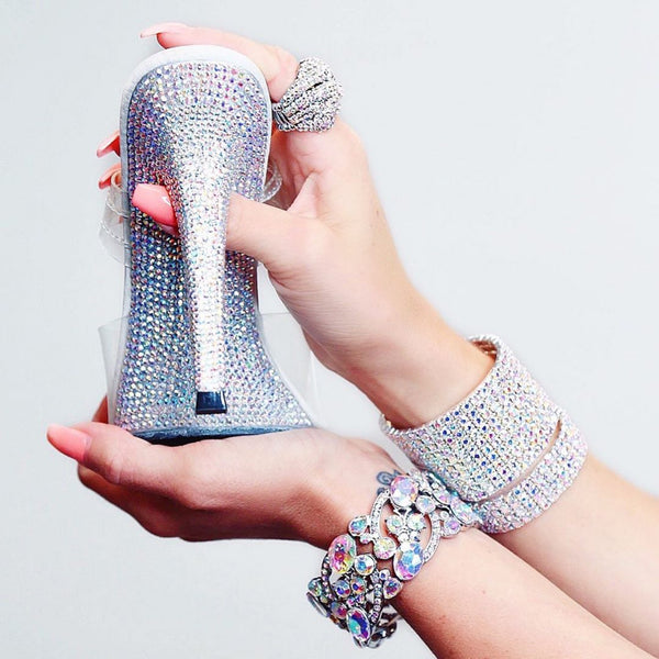 The Perfect Pair - Heels & Bling