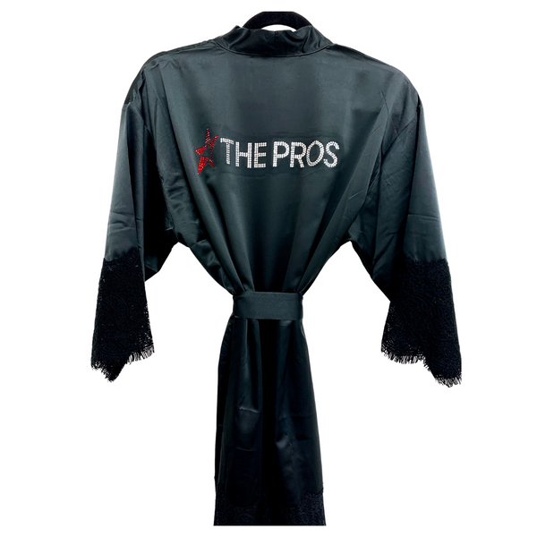 The Pros Physique Robe