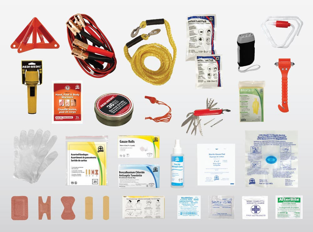 Build Your Own First Aid Kit - Redi-Medic