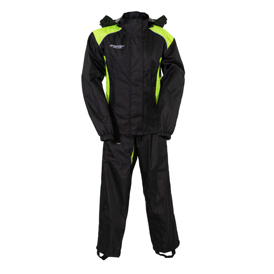 Ladies Motorcycle Rain Suit