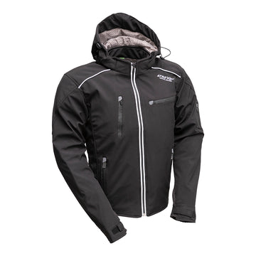 Soft-Shell Touring Hood Jacket