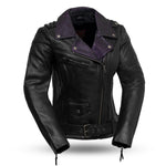 Iris - Women's Motorcycle Leather Jacket