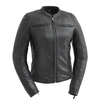 Supastar - Ladies Motorcycle Leather Jacket