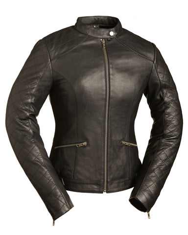 First Manufacturing Co: Jacket - Black Diamonds