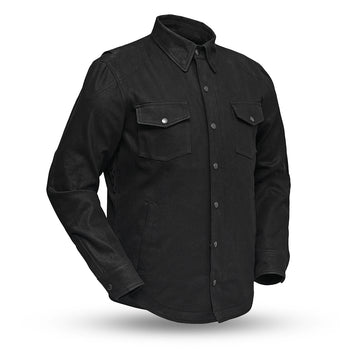 Equalizer - Men's Motorcycle Denim Jacket