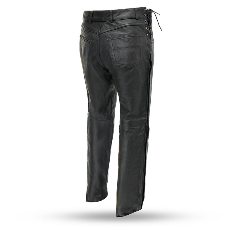 Baron - Men's Motorcycle Leather Pants