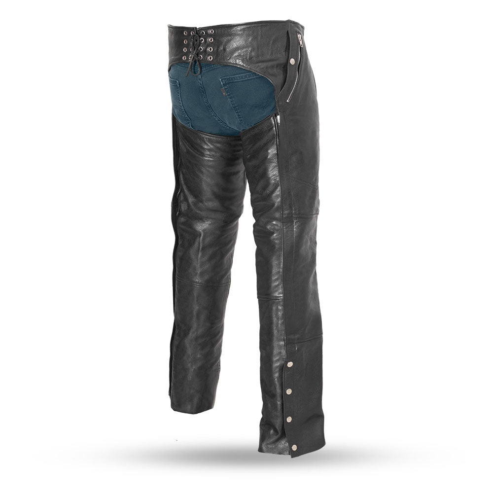 Patriot - Unisex Leather Chaps