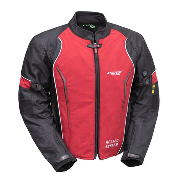 Heated Textile Jacket - AT-2582
