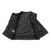 Lowside Canvas - Men's Club Style Vest (Limited Edition)