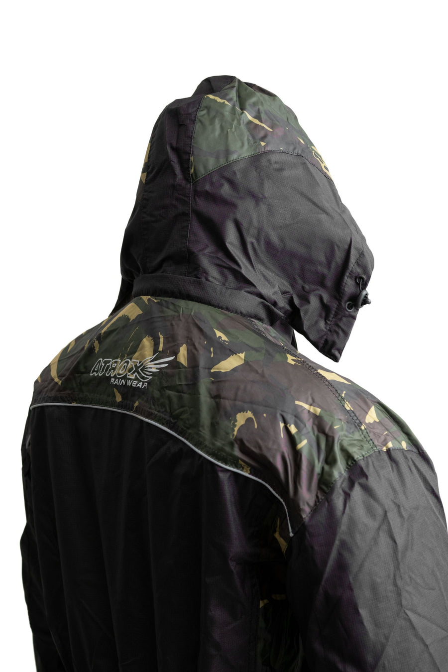 Camo - Men's Motorcycle Rain Suit