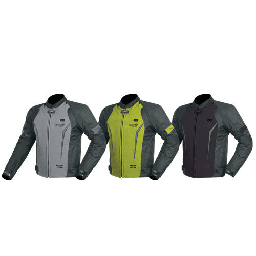 Max Heated Racing Textile Jacket