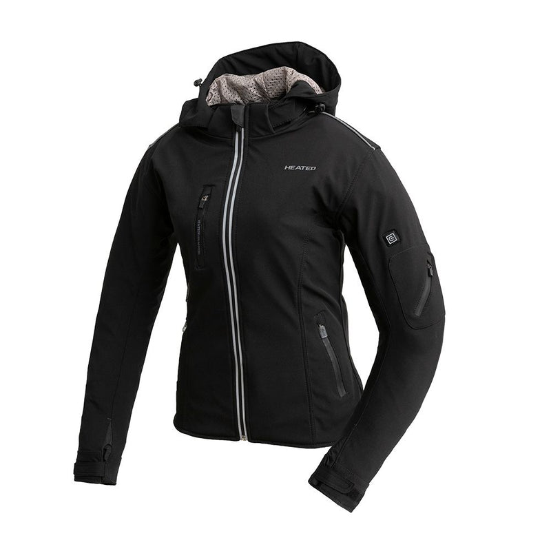 Flare - Women's Breathable Heated Jacket with Armor